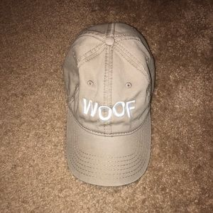 "• OTTO ""WOOF"" Hat 